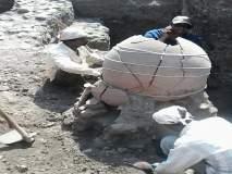भूकंप अन् दुष्काळामुळे झाला होता प्राचीन तगर शहराचा नाश !