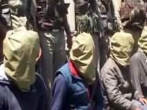 जम्मू काश्मीरमधून सहा दहशतवाद्यांना अटक