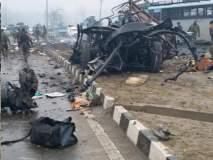 Pulwama Attack: स्फोट घडवण्यात तरबेज अब्दुल रशीद गाझी याच्यामुळेच झाला दहशतवादी हल्ला