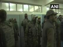 जम्मू काश्मीर : रुग्णालयात गोळीबार करत दहशतवाद्यांचं पाकिस्तानी कैद्यासोबत पलायन; एक पोलीस शहीद