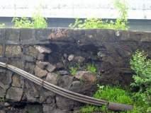 काम चालू पूल बंद, नवीन पुलावरुन होणार वाहतूक