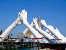 हातात हात घेतलेल्या या सुंदर ब्रिजवर सेल्फी घेण्याचा मोह तुम्हाला आवरणार नाही