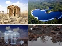 उद्ध्वस्त झाली 'ही' अनोखी 7 पर्यटन स्थळं; पाहा आधीचे आणि आताचे फोटो