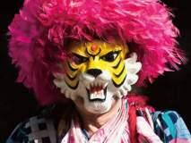 गेल्या ४७ वर्षांपासून चेहऱ्यावर Tiger Mask लावून बाहेर पडते ही व्यक्ती, जाणून घ्या कारण...