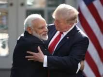 मोदींना मोठा धक्का; ट्रम्प यांचा भारतात येण्यास नकार