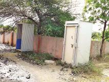 उर्वरित शौचालय बांधकामाचा प्रस्ताव
