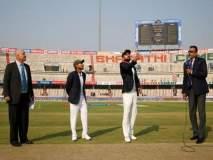 कसोटी क्रिकेटमध्ये टॉस कायम राहणार