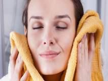 चेहरा धुतल्यानंतर कोरडा करण्यासाठी टॉवेलचा वापर करताय? सावधान!