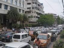 हिंजवडीतील समस्यांबाबत मुंबईत बैठक; गिरीष बापट, सुभाष देसाई, सौरभ राव राहणार उपस्थित