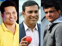 सचिन, सौरव, लक्ष्मण एकाच वेळी 'आउट'; त्रिकुटाला झटका, टीम इंडियाला धक्का