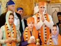 कॅनडाच्या पंतप्रधानांच्या कार्यक्रमामध्ये खलिस्तानी दहशतवादी, पत्नी सोफीसोबत काढला फोटो