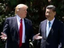 ट्रम्प यांच्या धमकीनं चीनचा शेअर बाजार गडगडला, सेन्सेक्स 300 अंकांनी कोसळला