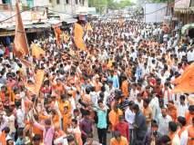 Maratha Kranti Morcha : आता जे घडेल-बिघडेल त्याला सरकार जबाबदार !; मराठा समाजाचा सरकारला निर्वाणीचा इशारा