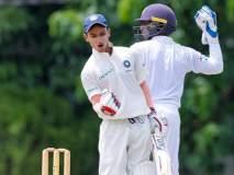 भारताच्या युवा क्रिकेट संघाचा दमदार विजय