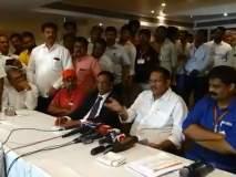 MarathaReservation: आंदोलकांवर नक्षलवादी होण्याची वेळ आणू नका, उदयनराजेंचा आक्रमक पवित्रा