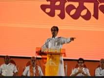 Shivsena Dasara Melava 2018 : नुसती टीका, इशारे आणि आव्हाने