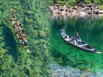 ही आहे भारतातील सर्वात स्वच्छ नदी, काचेसारखं पारदर्शक आहे इथलं पाणी