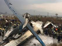 पायलट रडायला लागला आणि विमान कोसळलं