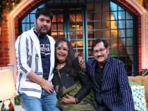 'द कपिल शर्मा'शोमध्ये उषा उथुप म्हणाल्या, 'गाने गाने पे लिखा है गाने वाले का नाम'