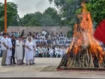वाजपेयींच्या समाधीच्या रुपात भाजपाला मिळणार स्वत:चा राजघाट; 26 जानेवारीला उद्घाटन