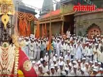Pandharpur wari 2018: डोळ्याचे पारणे फेडणारा संत तुकाराम महाराज पालखी प्रस्थान सोहळा