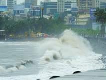 Cyclone Vayu Update : गुजरातच्या पोरबंदर, द्वारकाला हुलकावणी देत वायू चक्रीवादळ पुढे सरकणार
