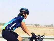 पुण्यातील 19 वर्षांची तरुणी130 दिवसांत सायकलवरुन करणार जगभ्रमंती