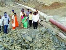 महाराष्ट्रातील पहिला तलाव जोड प्रकल्प पूर्णत्वाकडे, वेळू येथील २१० हेक्टर क्षेत्र संरक्षित सिंचनाखाली