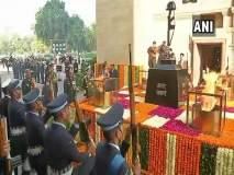 Vijay Diwas : पंतप्रधान नरेंद्र मोदी आणि राष्ट्रपतींनी शूरवीरांच्या शौर्याला केला सलाम