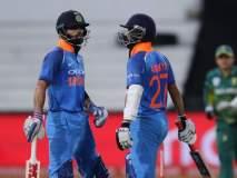 कोहली रहाणेची 'विराट' भागीदारी ! वनडे मालिकेत भारताची विजयी सलामी