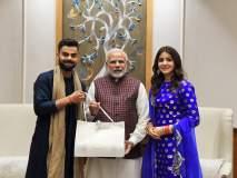रिसेप्शनसाठी 'विरुष्का'चं पंतप्रधान नरेंद्र मोदींना विशेष आमंत्रण
