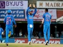 India vs South Africa : नाणेफेकीचा कौल भारताच्या बाजूनं