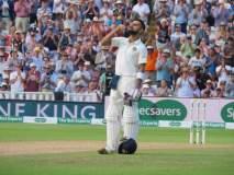 India vs England 1st Test: पहिल्या पेपरमध्ये विराट पास बाकीचे फेल!