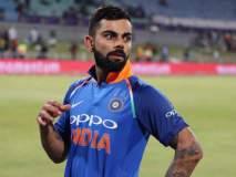 ICC World Cup 2019 : लोकेश राहुलची मुलाखत सुरु असतानाच घुसला कोहली आणि सुरु झाला वाद