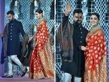 दिल्लीत पार पडलं विरुष्काचं शाही रिसेप्शन!