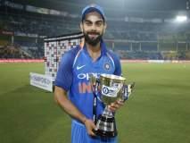 भारत वनडेत पुन्हा अव्वल;नागपुरात कांगारुंना चारली धूळ