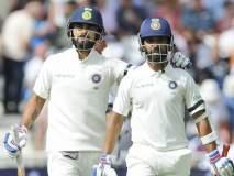 India vs England 3rd Test: अशीच 'विराट'खेळी करीत 'रहाणे'