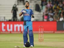 भारत- द. आफ्रिका पहिल्या वनडेतील 'हे' खास विक्रम