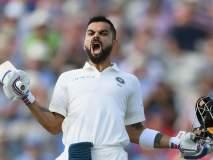 ICC पुरस्कार सोहळ्यात 'विराट एके विराट'; एकाच वर्षी जिंकल्या तीनही मानाच्या ट्रॉफी