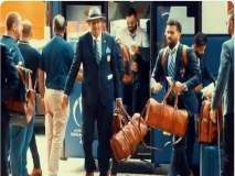 ICC World Cup 2019 : भारतीय खेळाडू लंडनला पोहोचले, पाहा व्हिडीओ