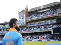 ICC World Cup 2019, IND vs AUS : ग्रेट विराट... स्मिथसाठी कॅप्टन कोहलीनं भारतीय चाहत्यांचेच कान टोचले