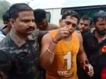 ते पावनखिंडीत दारू पीत होते, शिवराष्ट्रच्या कार्यकर्त्यांनी 'नशा उतरवली'!