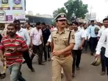 Maratha Reservation Video: भावांनो, हाता-तोंडाशी आलेला घास जाऊ द्यायचा नाही - नांगरे पाटील