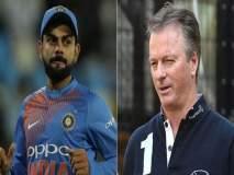IND vs AUS : विराट कोहलीवर सर्वात जास्त दडपण; स्टीव्ह वॉ यांचा 'माइंड गेम'