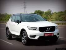 भारतात Volvo ची शानदार XC40 कार लॉन्च, जाणून घ्या किंमत!