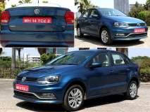 Volkswagen Ameo TDI DSG : चकाचक लूक अन् टकाटक परफॉर्मन्स