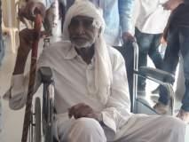 एकदाही मतदान न चुकवलेल्या ९५ वर्षीय आजोबांची खंत विचार करायला लावेल!