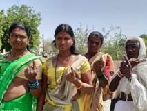 आम्ही आमचा हक्क बजावला; नांदेडात ४८ तृतीयपंथीयांनी केले मतदान