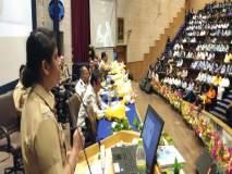 सुरक्षारक्षक समाजाचा अविभाज्य घटक : नम्रता पाटील