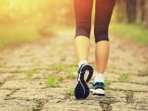 दररोज 30 मिनिटे चालण्याचे फायदे